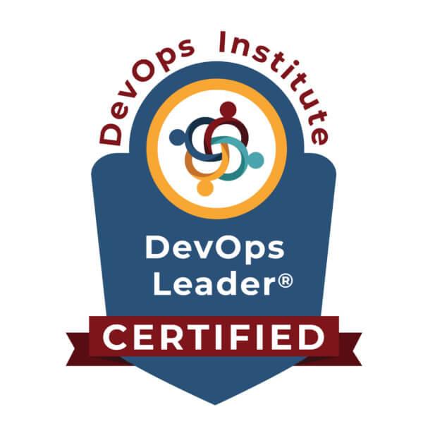 DevOps Leader Badge