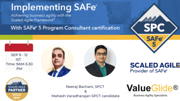 Copy of Implementing SAFe ISGT